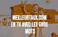 Meilleurtaux.com en TV avec les Grosmots