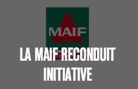 La MAIF reconduit Initiative