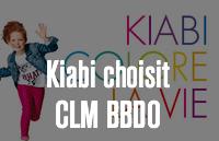 Kiabi choisit CLMBBDO