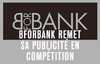 BforBank remet sa publicité en compétition