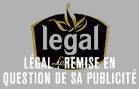 Le café Legal remet sa publicité en compétition
