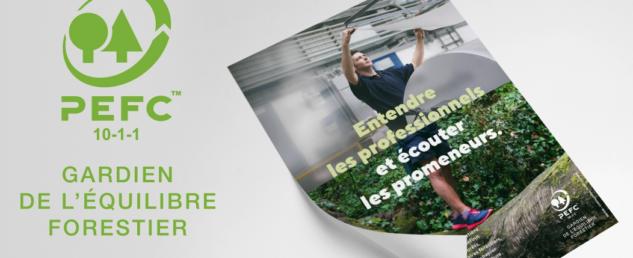 Visuel campagne PEFC France
