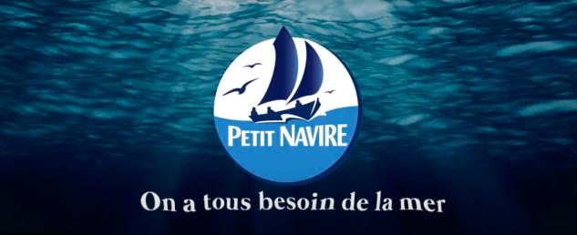La Mer - Petit Navire